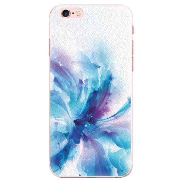 Plastové pouzdro iSaprio - Abstract Flower - iPhone 6 Plus/6S Plus