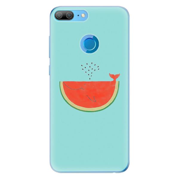 Odolné silikonové pouzdro iSaprio - Melon - Huawei Honor 9 Lite