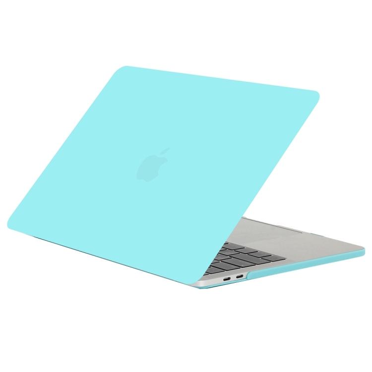 """Polykarbonátové pouzdro / kryt iSaprio pro MacBook Pro 13.3"""" (2016 - 2017) světle modré"""