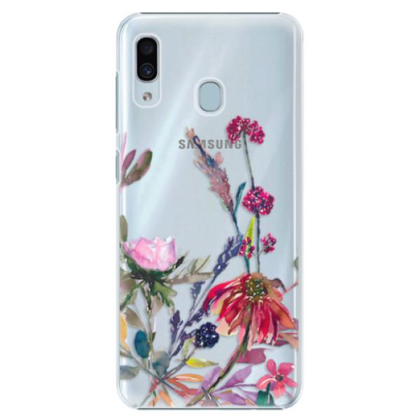 Plastové pouzdro iSaprio - Herbs 02 - Samsung Galaxy A30