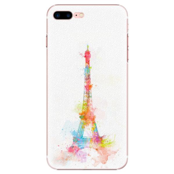 Plastové pouzdro iSaprio - Eiffel Tower - iPhone 7 Plus