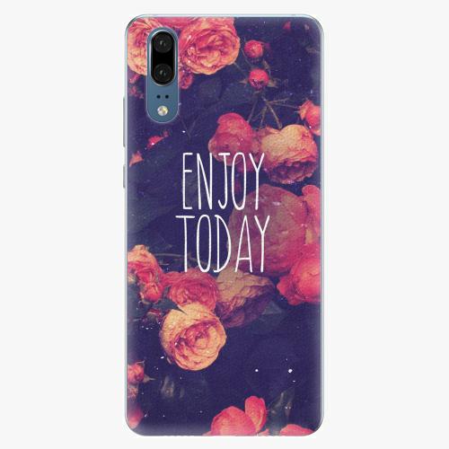 Plastový kryt iSaprio - Enjoy Today - Huawei P20