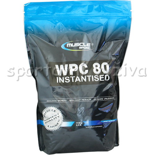 WPC 80 Instantized 1135g natural sáček