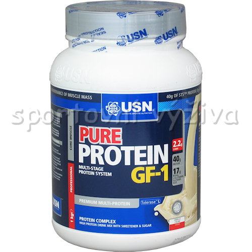Pure Protein GF-1 - 1000g-banoffee