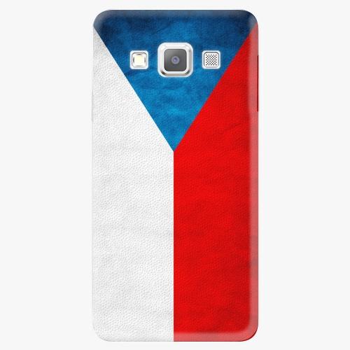 Plastový kryt iSaprio - Czech Flag - Samsung Galaxy A5