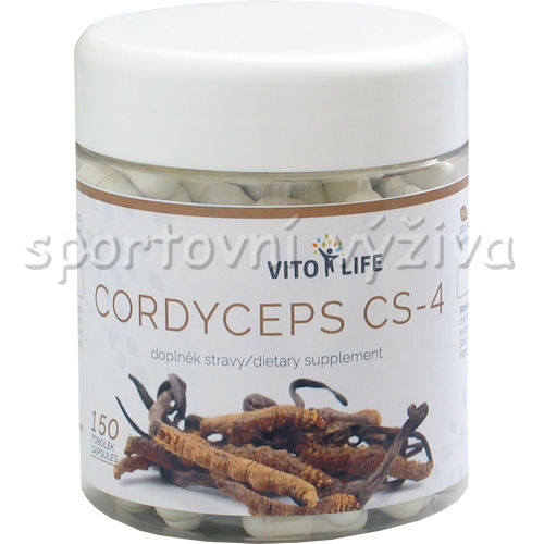 Cordyceps Sinensis 400mg 150 cps