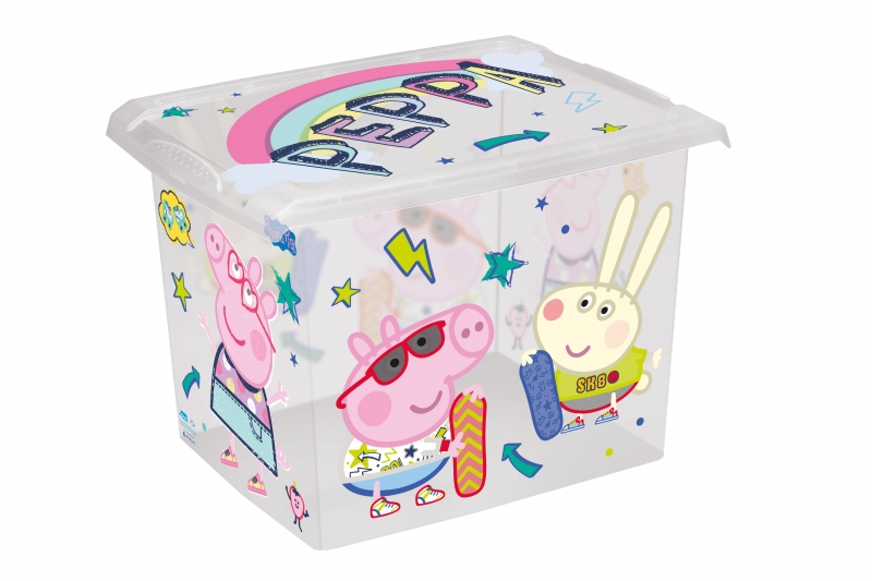 Keeeper Plastový box - Prasátko Peppa