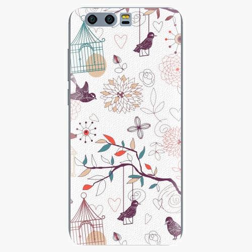 Plastový kryt iSaprio - Birds - Huawei Honor 9