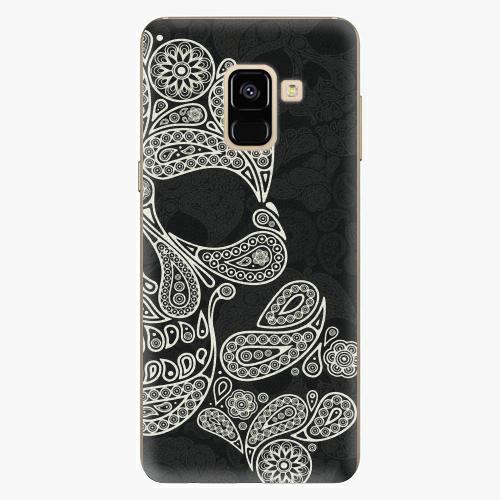 Plastový kryt iSaprio - Mayan Skull - Samsung Galaxy A8 2018