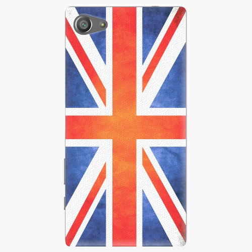 Plastový kryt iSaprio - UK Flag - Sony Xperia Z5 Compact