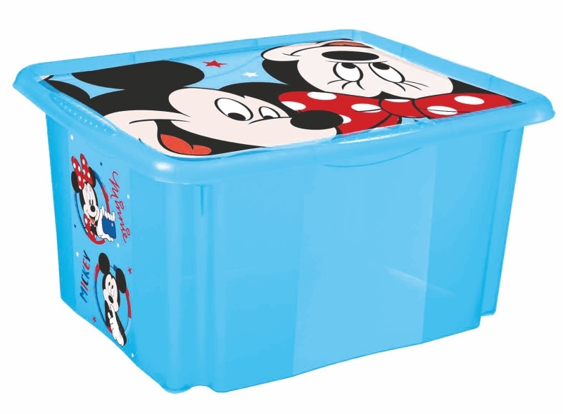 keeeper-box-na-hracky-mickey-mouse-45-l-modry