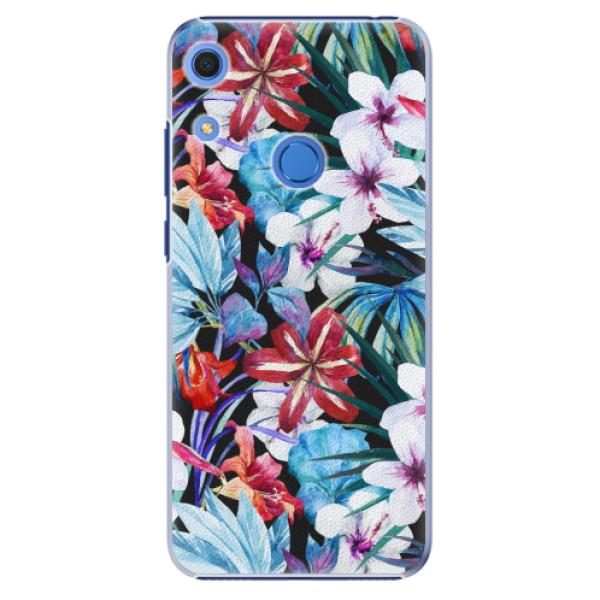Plastové pouzdro iSaprio - Tropical Flowers 05 - Huawei Y6s