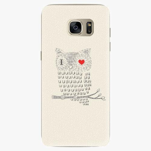 Plastový kryt iSaprio - I Love You 01 - Samsung Galaxy S7