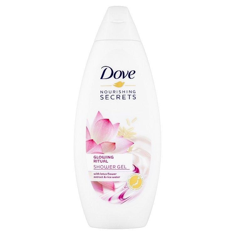 Sprchový gel lotosový květ a rýžová voda 250 ml
