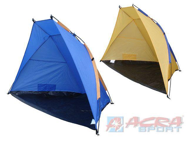 ACRA Stan plážový 220x115x120cm zástěna pro 3 osoby 2 barvy BROTHER ST16/1