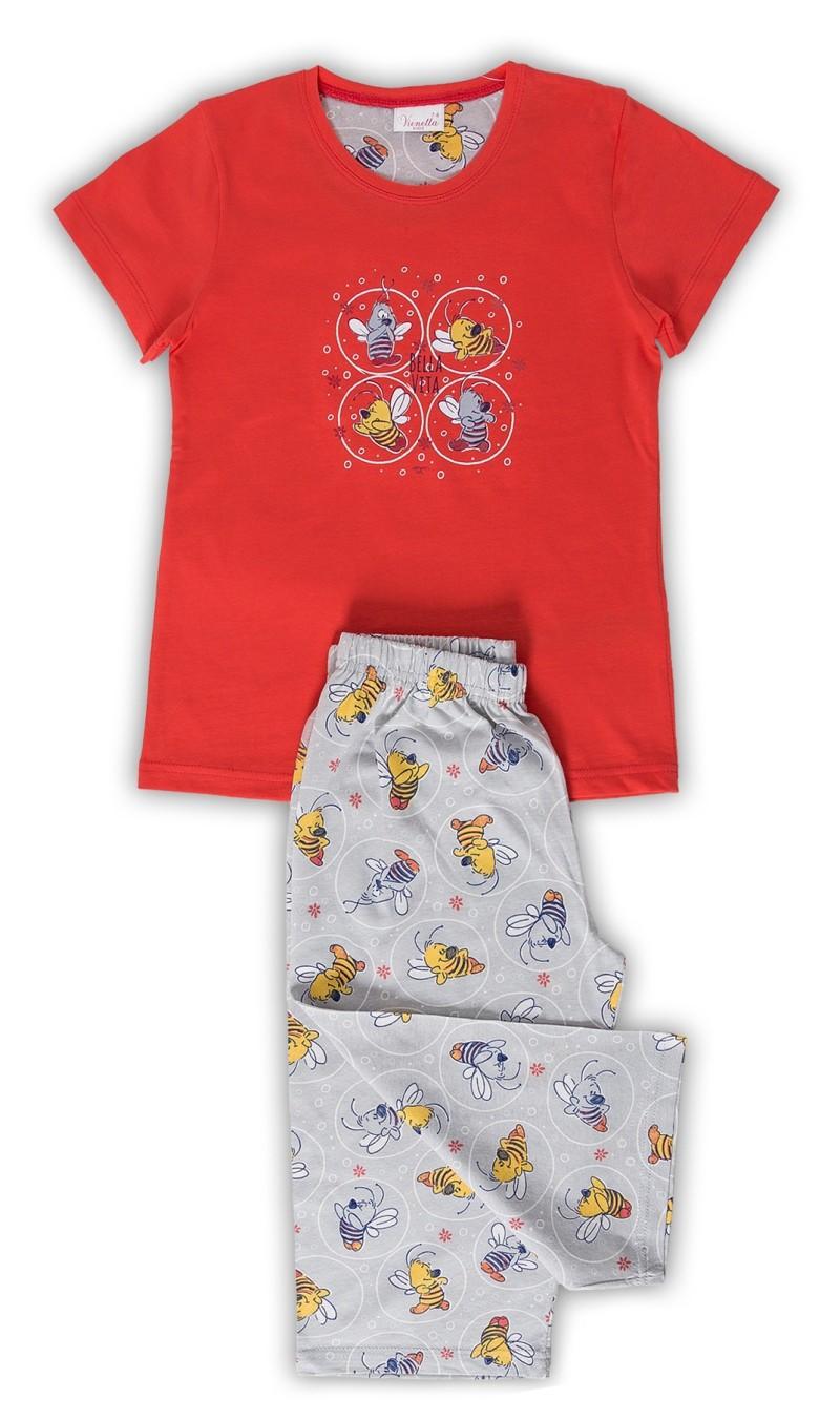 Dětské pyžamo kapri Čmelda