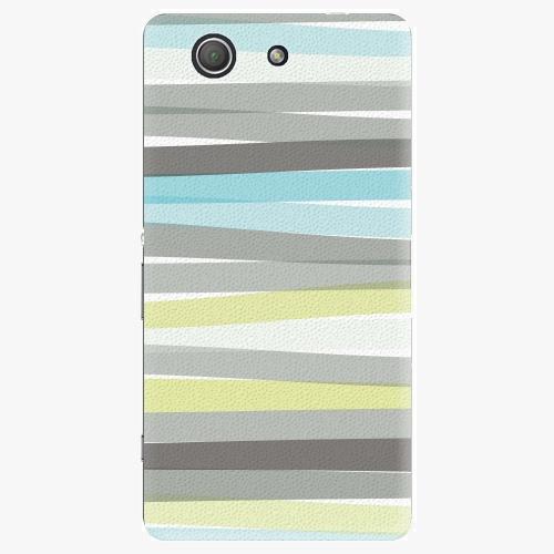 Plastový kryt iSaprio - Stripes - Sony Xperia Z3 Compact