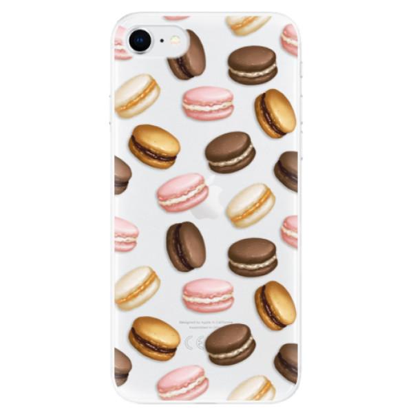 Odolné silikonové pouzdro iSaprio - Macaron Pattern - iPhone SE 2020