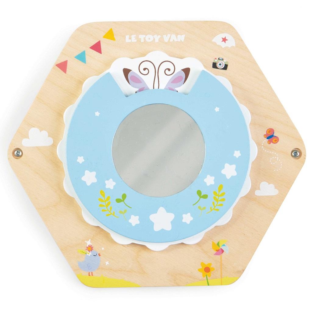 Le Toy Van Petilou hrací panel zrdcadlo