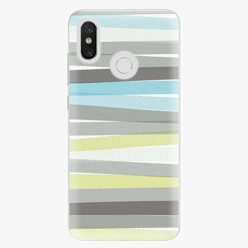 Plastový kryt iSaprio - Stripes - Xiaomi Mi 8