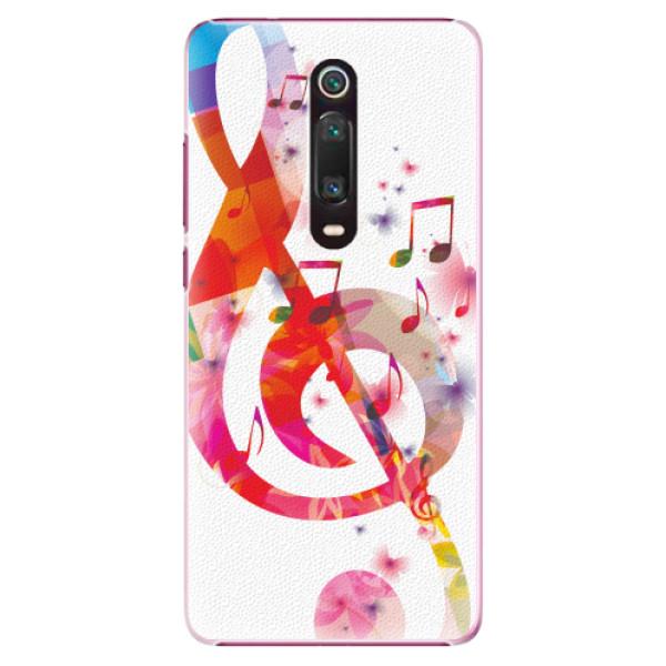 Plastové pouzdro iSaprio - Love Music - Xiaomi Mi 9T