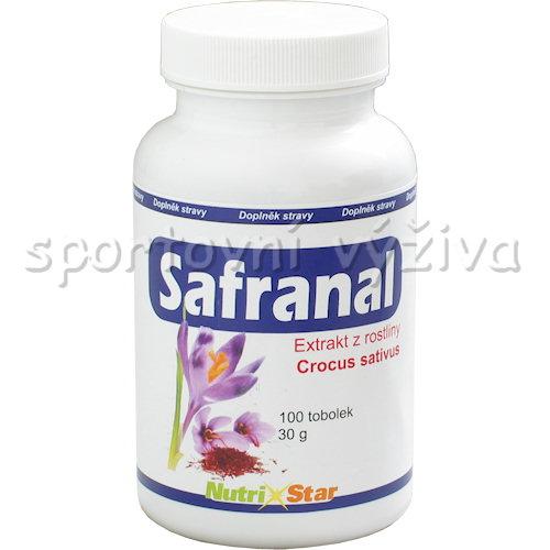 Safranal 100 kapslí