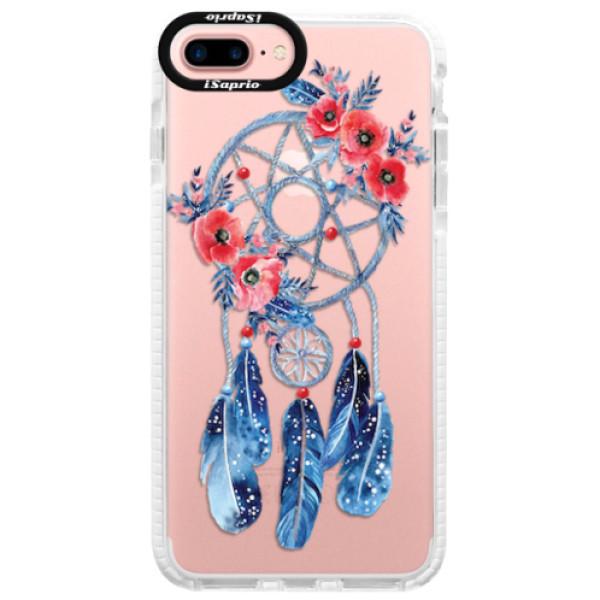 Silikonové pouzdro Bumper iSaprio - Dreamcatcher 02 - iPhone 7 Plus