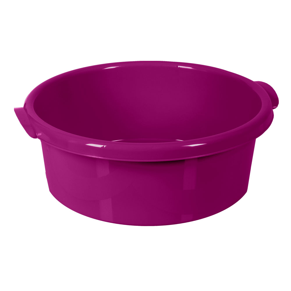 Kulatá mísa/lavor 8l - fialová