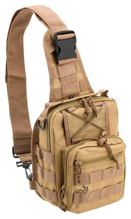 bfe70104a1 Army batoh pres jedno rameno levně