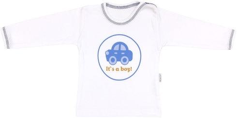 Bavlněné pyžamko Boy - 74 (6-9m)