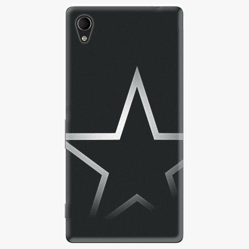 Plastový kryt iSaprio - Star - Sony Xperia M4