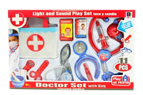 Doktorská sada baterie