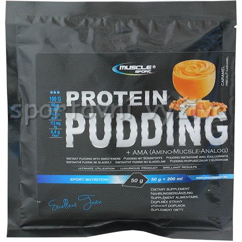 Protein pudding - 50g-banan