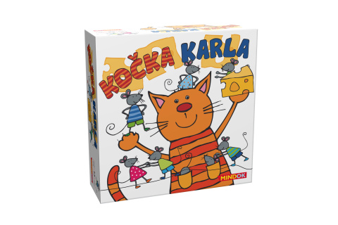 Hra Kočka Karla