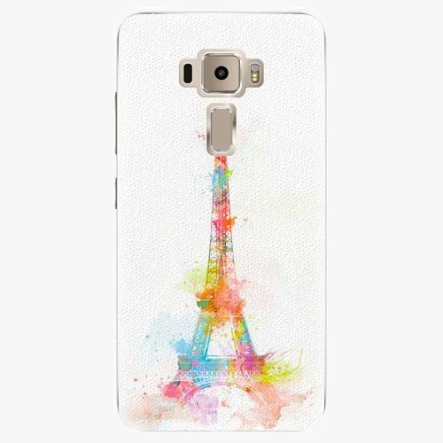 Plastový kryt iSaprio - Eiffel Tower - Asus ZenFone 3 ZE520KL