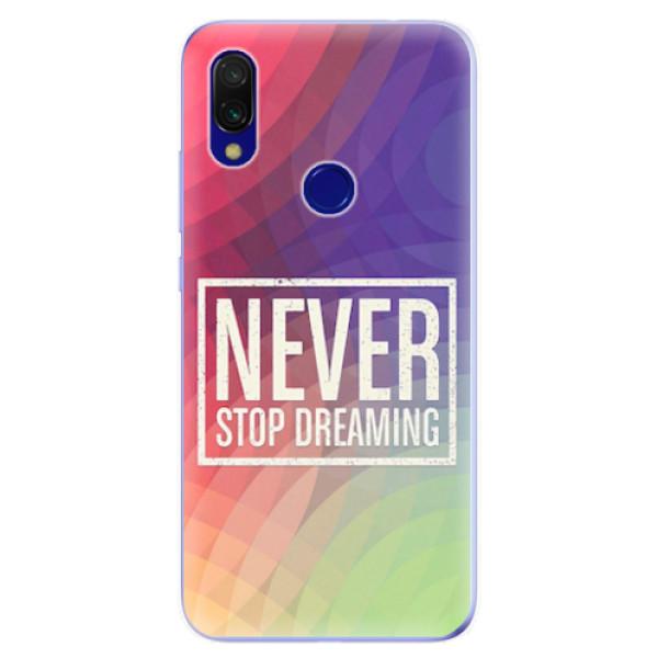 Odolné silikonové pouzdro iSaprio - Dreaming - Xiaomi Redmi 7