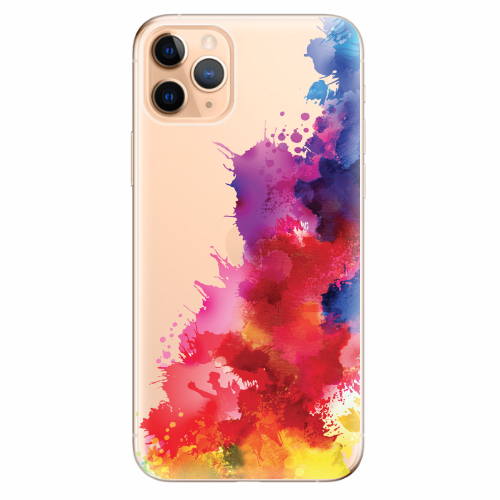 Silikonové pouzdro iSaprio - Color Splash 01 - iPhone 11 Pro Max