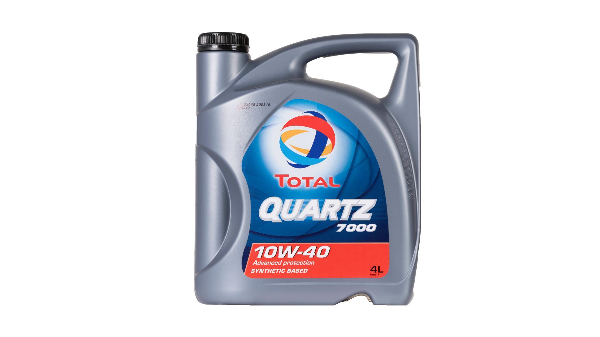 Total 10w-40 Quartz 7000 4L (201523)