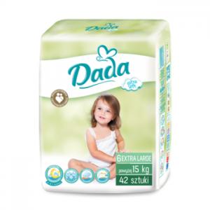 Dada Extra Soft plenkové kalhotky vel 6, (nad 15 kg) 38 ks