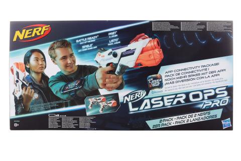 Nerf Laser Ops Pro Alphapoint dvojbalenÍ