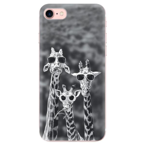 Odolné silikonové pouzdro iSaprio - Sunny Day - iPhone 7