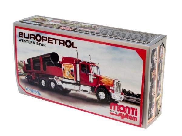 MONTI SYSTÉM 26 Auto WS EUROPETROL MS26 0107-26