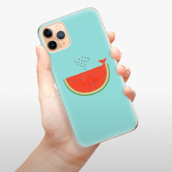 Odolné silikonové pouzdro iSaprio - Melon - iPhone 11 Pro Max