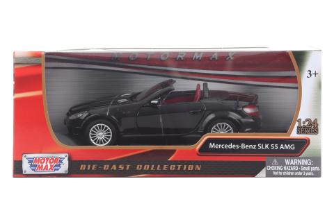 1:24 Mercedes-Benz SLK 55 AMG