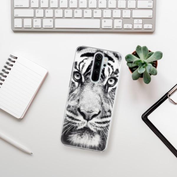 Plastové pouzdro iSaprio - Tiger Face - Xiaomi Redmi Note 8 Pro