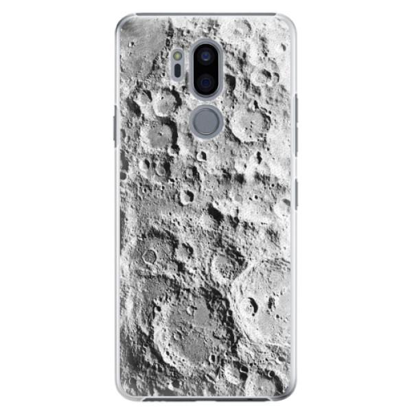Plastové pouzdro iSaprio - Moon Surface - LG G7