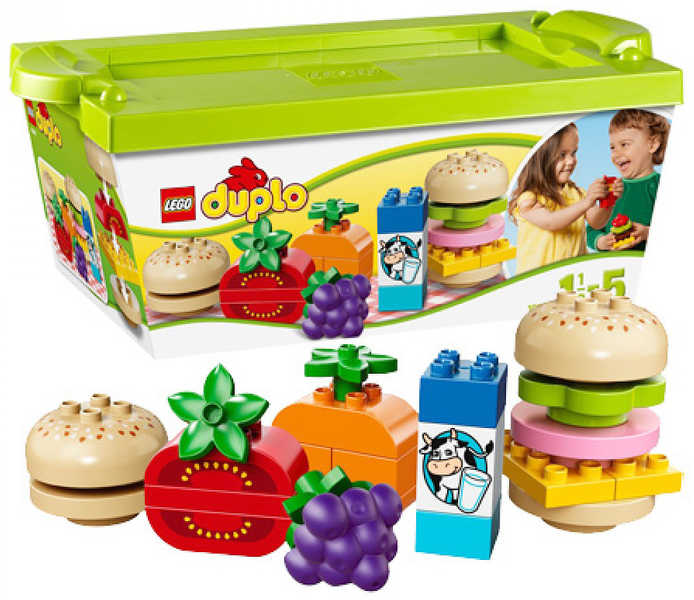 LEGO DUPLO Tvořivý piknik box 10566 STAVEBNICE