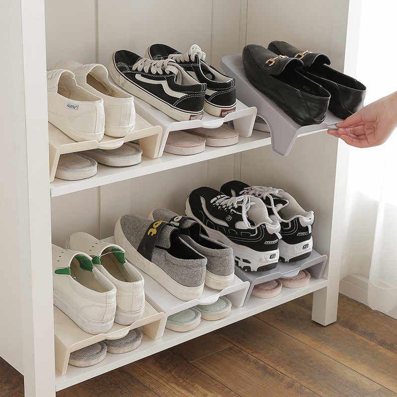 Organizér na boty - bílý