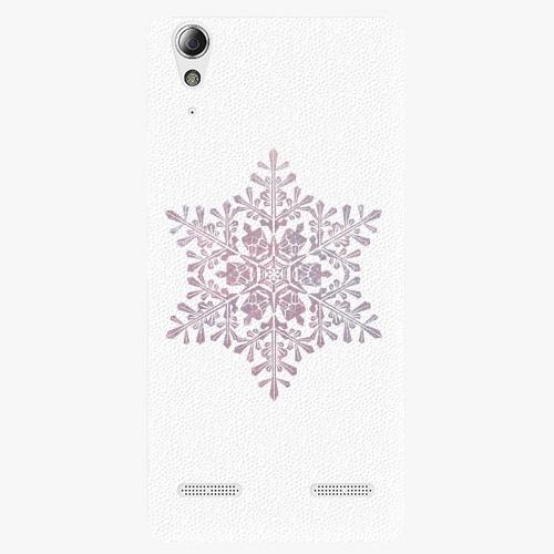Plastový kryt iSaprio - Snow Flake - Lenovo A6000 / K3