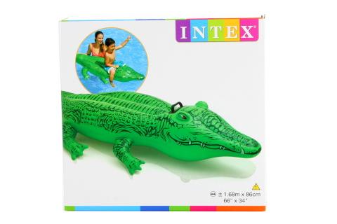 INTEX Vodní vozidlo aligátor 168 x 86 cm 58546